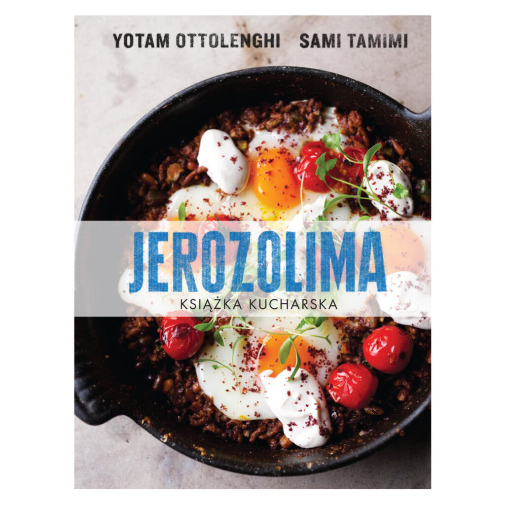 Jerozolima. Książka kucharska