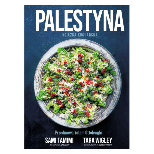 Palestyna. Książka kucharska