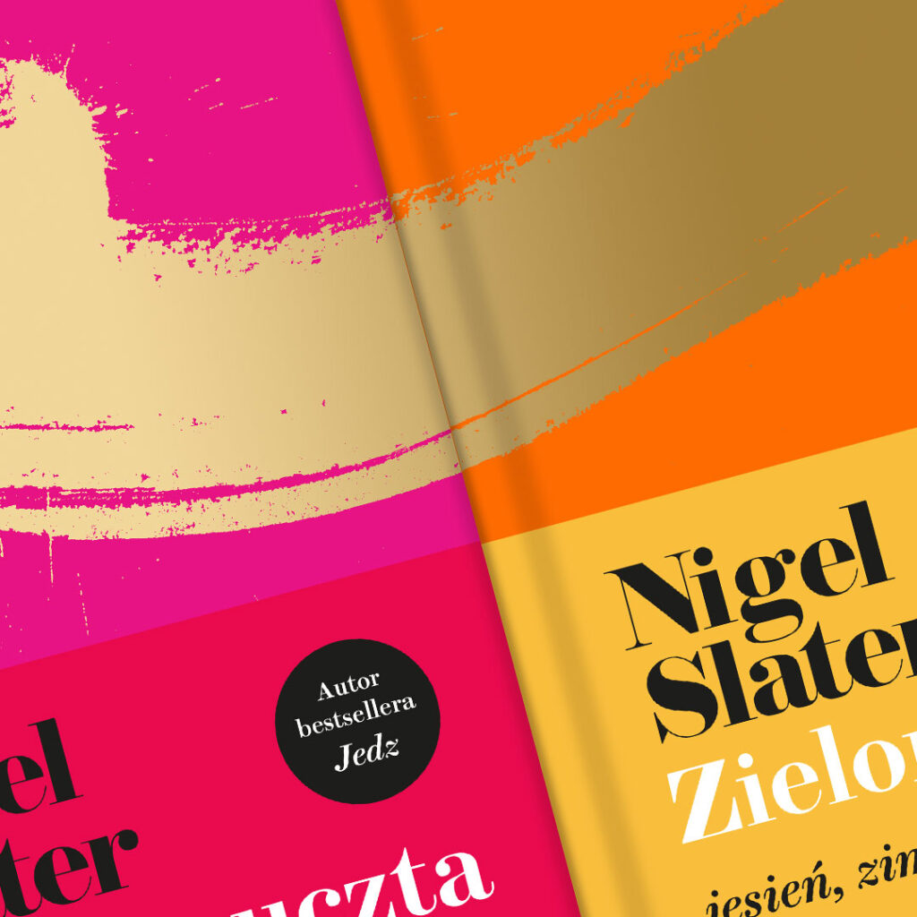 Promocja na książki Nigela Slatera!