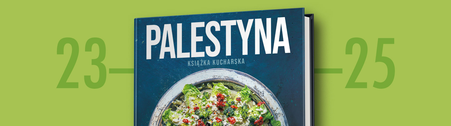 """Pierwsze egzemplarze """"Palestyny"""" dostępne od 23 do 25 października"""